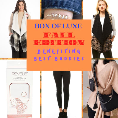 GET YOUR BOX OF LUXE