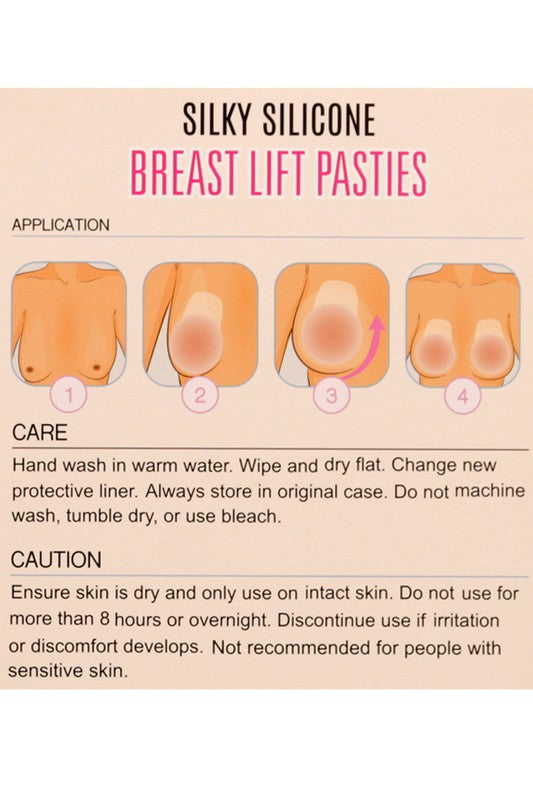 Breast Lift Pasties
