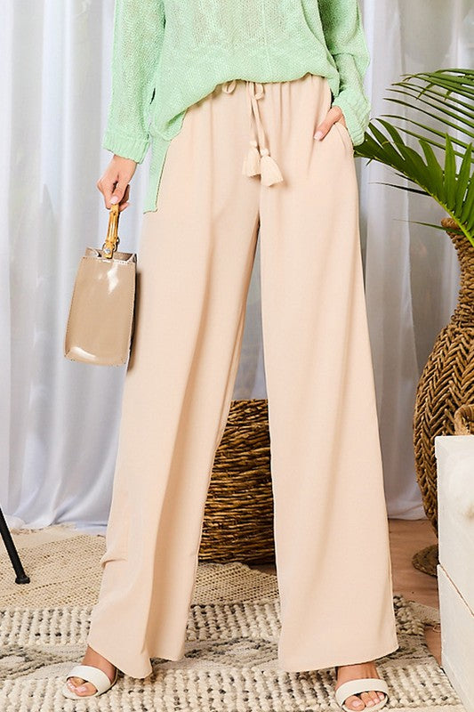 Laura Tassel Pants