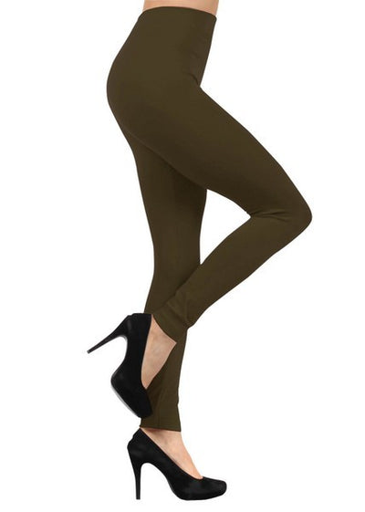 Gabby Fleece Leggings - Luxe Boutique