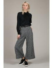 Houndstooth Pant - Luxe Boutique