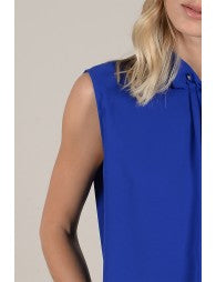 Lisa Sleeveless Blouse