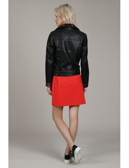 McQueen Moto Jacket - Luxe Boutique