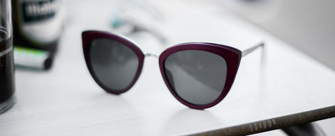 Sunglasses Pulse Recyclable Green Circular Economy Biodegradable