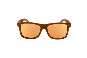 Pulse LION Buy Online Men's Wooden Frame Sunglasses | LION