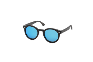 PULSE SUNGLASSES PEACOCK Best Eyewear Store to Buy Black Bamboo Sunglasses | PEACOCK