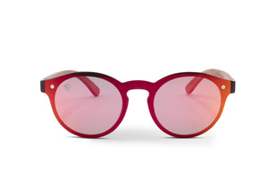 PULSE SUNGLASSES RED LORY Buy Round Sunglasses for Face Shape Online | RED LORY