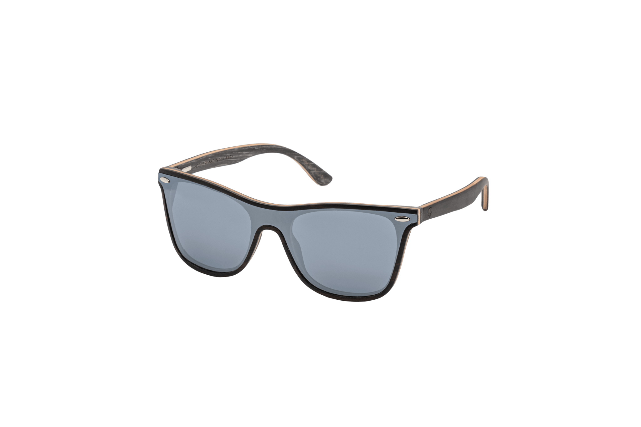 PULSE SUNGLASSES RINO Best Value Mens Wooden Frame Sunglasses | RINO