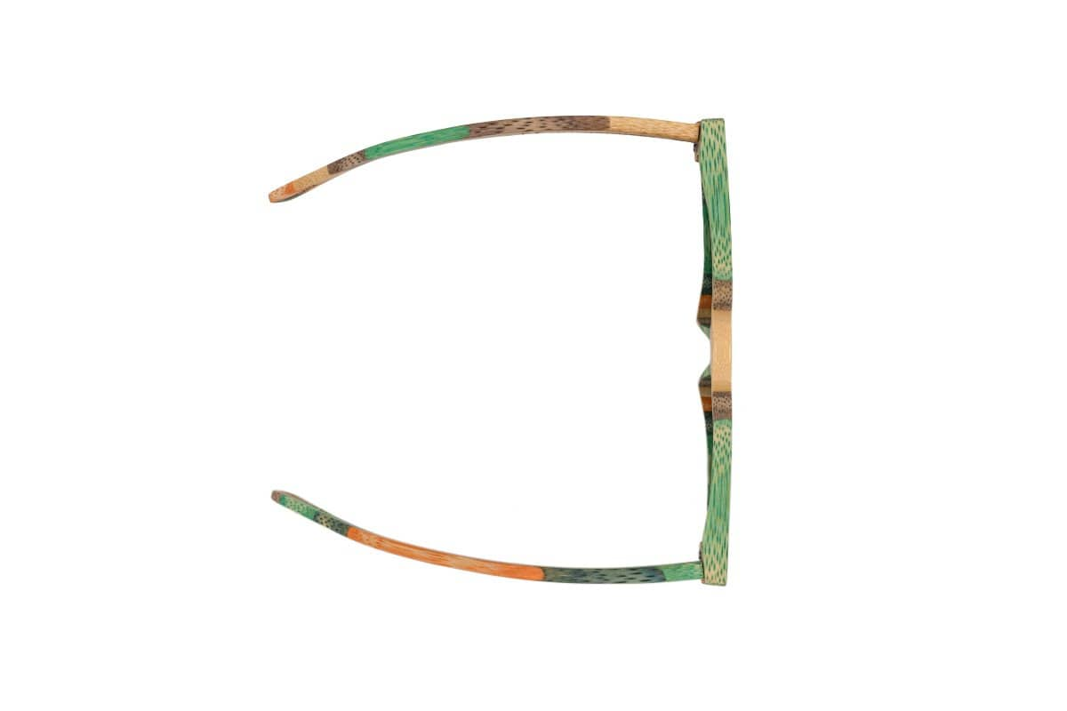 PULSE SUNGLASSES TUCAN Buy Colorful Bamboo Sunglasses of Pulse Brand| TUCAN
