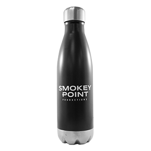 Smkey Point // Stainless Steel Water Bottle