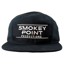 Smokey Point // 5 Panel Hat