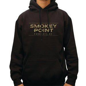 Smokey Point Hoodie // Flower