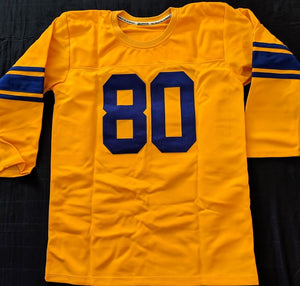 1950's STYLE YELLOW JERSEY - SIZE 3XL - FEARS #80