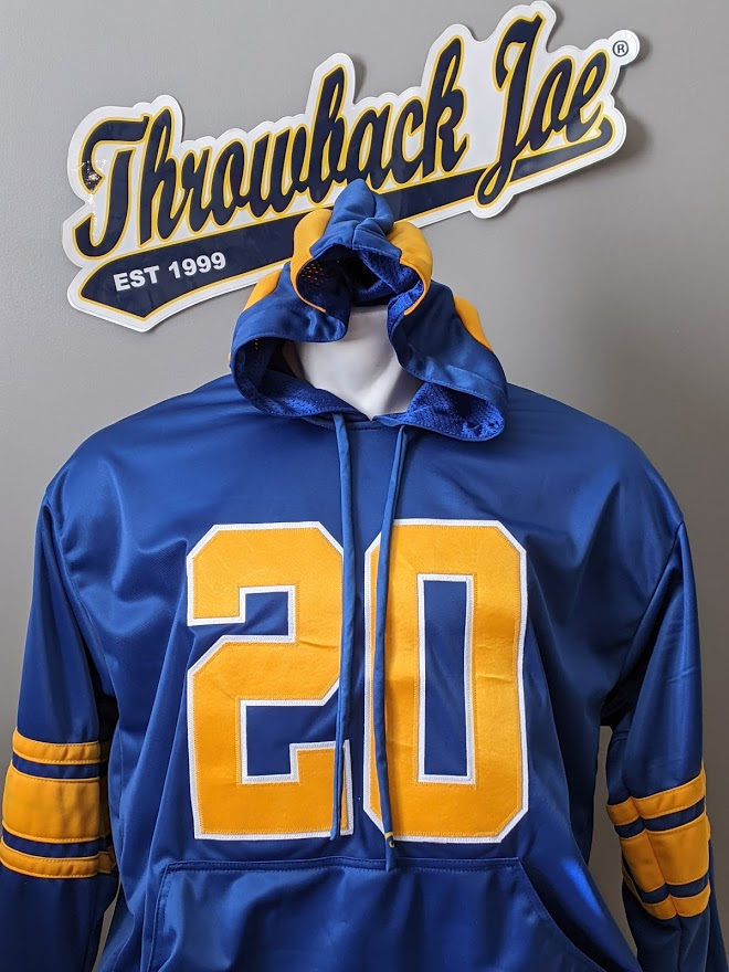 1957 STYLE PULLOVER HOODIE