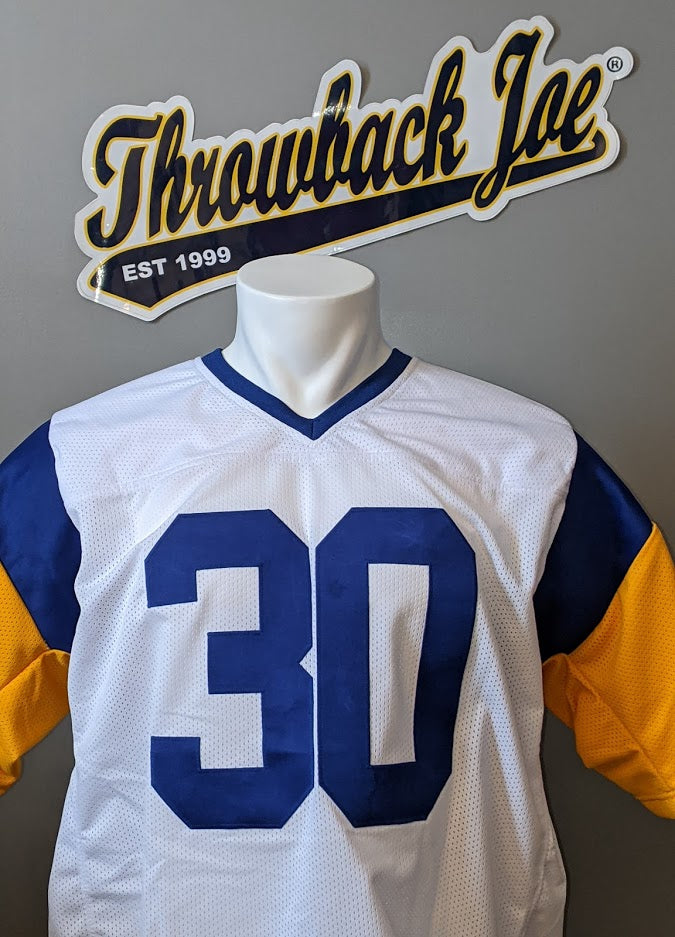 1973-1999 STYLE AWAY JERSEY -SIZE 3XL - GURLEY II #30