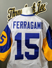 Load image into Gallery viewer, 1973-1999 STYLE AWAY JERSEY -SIZE 3XL - FERRAGAMO #15