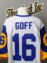 Load image into Gallery viewer, 1973-1999 STYLE AWAY JERSEY -SIZE 4XL - GOFF #16