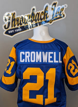 Load image into Gallery viewer, 1973-1999 STYLE HOME JERSEY- SIZE XL - CROMWELL #21