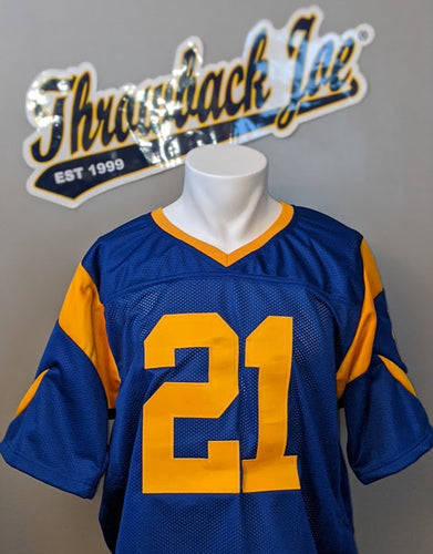 1973-1999 STYLE HOME JERSEY- SIZE XL - CROMWELL #21