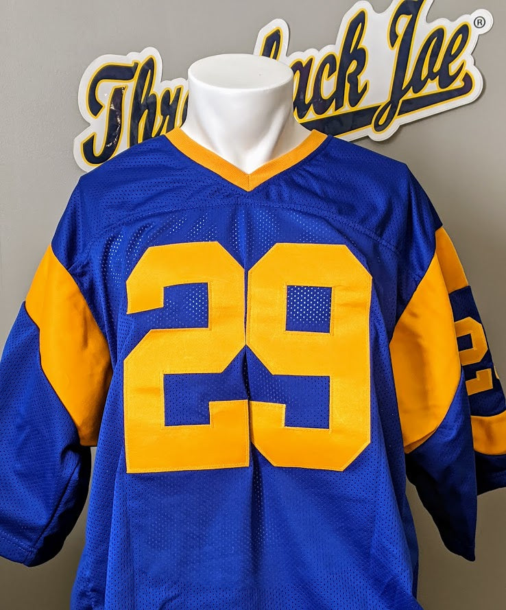 1973-1999 STYLE HOME JERSEY - SIZE 4XL - DICKERSON #29