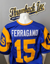 Load image into Gallery viewer, 1973-1999 STYLE HOME JERSEY - SIZE XL - FERRAGAMO #15