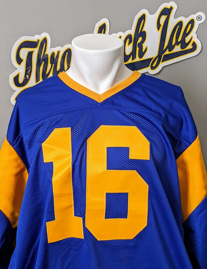 1973-1999 STYLE HOME JERSEY -SIZE 4XL - GOFF #16