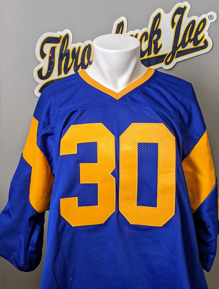 1973-1999 STYLE HOME JERSEY -SIZE 4XL - GURLEY II #30
