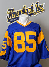 Load image into Gallery viewer, 1973-1999 STYLE HOME JERSEY -SIZE 4XL - YOUNGBLOOD #85
