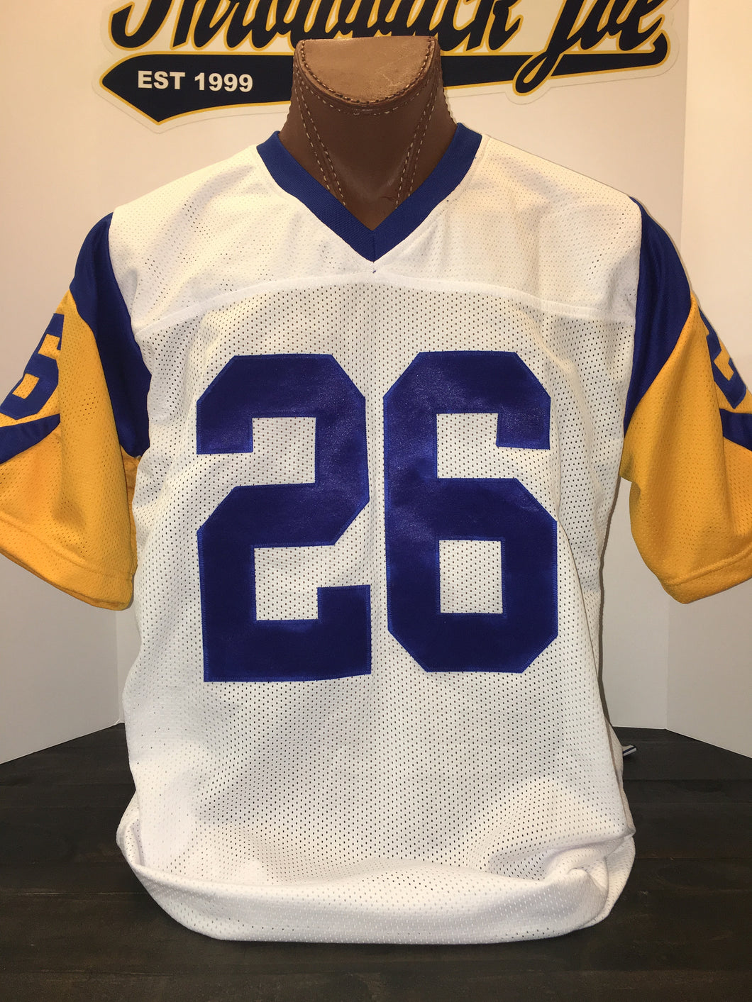 1973-1999  STYLE AWAY JERSEY