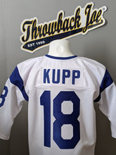 Load image into Gallery viewer, 1960's STYLE WHITE JERSEY w / STRIPES - SIZE L - KUPP #18