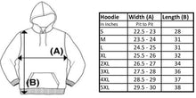 Load image into Gallery viewer, 1957 STYLE PULLOVER HOODIE