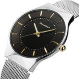 Luxury Quartz Ultra Thin Men Watch