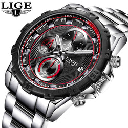 Luxury Men's Military Watch