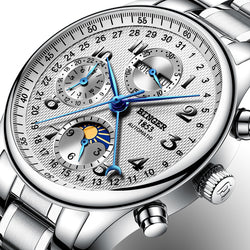 Men's Switzerland Sapphire Moon Watch