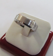 Silver Wedding Band Sterling 925 Satin Finish Custom Made Ring Designed For You Men or Womens Size 4 5 6 7 8 9 10 11 12 13 14 15
