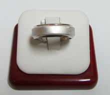 Sterling Silver Wedding Band 925 Satin Finish Custom Made Ring Designed For You Men or Womens Size 4 5 6 7 8 9 10 11 12 13 14 15