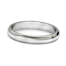 Tungsten 3MM Wedding Band Dome Polished Comfort Fit Design Sizes 5 5.5 6 6.5 7 7.5 8 8.5 9 9.5 10 10.5 11 11.5 12 12.5 13 13.5 14 14.5 15