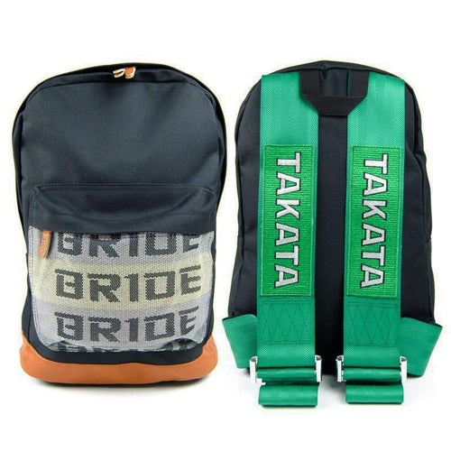 Takata/Bride Backpack - Green