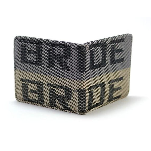JDM Bride Wallet - Gray