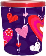 Valentine's Tin - 3.5 Gallon