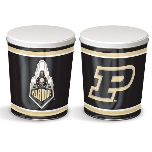 Purdue University Tin - 3.5 Gallon