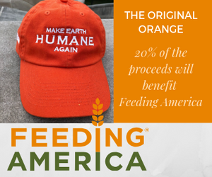 Make Earth Humane Again - Original Orange