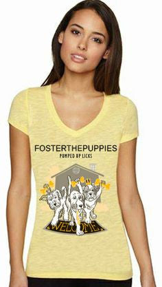 Foster The Puppies - Women's T