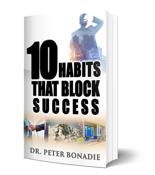 10 Habits That Block Success - Soft Cover