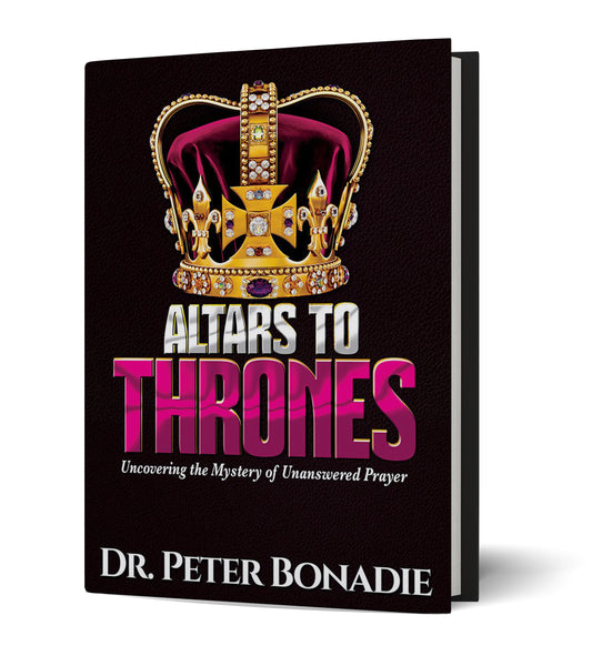 Altars to Thrones - Hard Cover