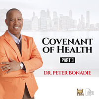 Covenant of Health Part 3 - Audio