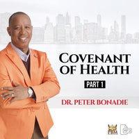 Covenant of Health Part 1 - Audio
