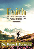 FAITH: THE LAW OF FAITH IS RELIABLE BECAUSE IT IS HISTORICALLY PROVEN TO WORK CD