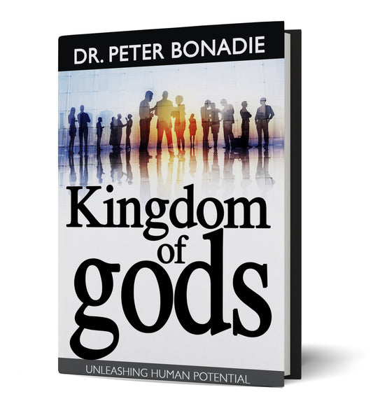 Kingdom of gods - Hard Cover