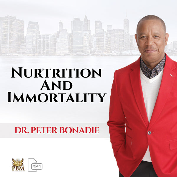 Nutrition And Immortality - Video
